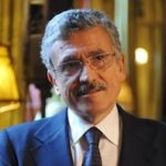 Prime Min. Massimo D'Alema