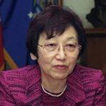 Foreign Min. Yoriko Kawaguchi