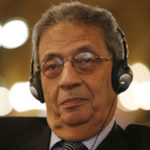 Sec. Gen. Amr Moussa
