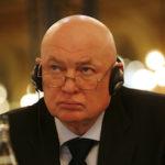Maj. Gen. (ret.) Pavel Zolotarev