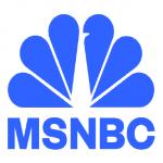 Logo: MSNBC