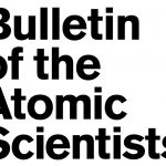 Logo: Bulletin of the Atomic Scientists